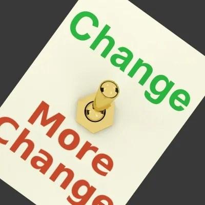 Change or More Change © Stuart Miles | freedigitalphotos.net