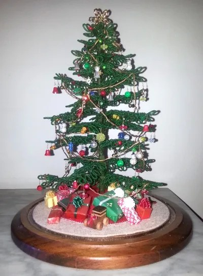 Miniature Christmas Tree © Paul H. Byerly