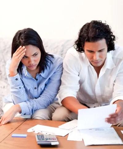 Debt marriage problem © Wavebreakmedia Ltd | Dreamstime.com