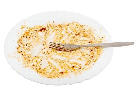 Clean Your Plate! © Jetrel | Dreamstime.com