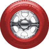 all red tire © Goodyear Tire