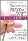 affiliate link: The Power of a Praying Wife Devotional