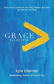 Amazon affiliate link: Grace is Greater