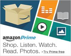 affiliate link: Amazon Prime