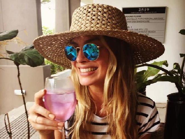 Margot Robbie/Instagram