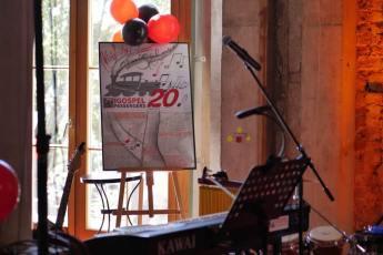 Dresdner Gospel Chor The Gospel Passengers -Jubiläums-Gala - Konzertvorbereitung