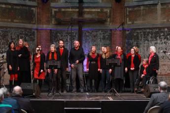 Dresdner Gospel Chor The Gospel Passengers People-Get-Ready mit Gospel Con Brio