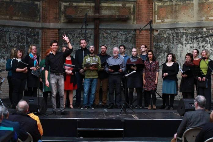 Dresdner Gospel CHor The Gospel Passengers People-Get-Ready mit Singt Pauli