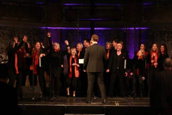 Dresdner Gospel Chor The Gospel Passengers People-Get-Ready mit Spiritual-and-Gospel-Singers