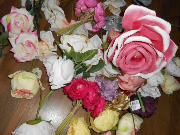 Prinsessenbed Doornroosje Bloemen