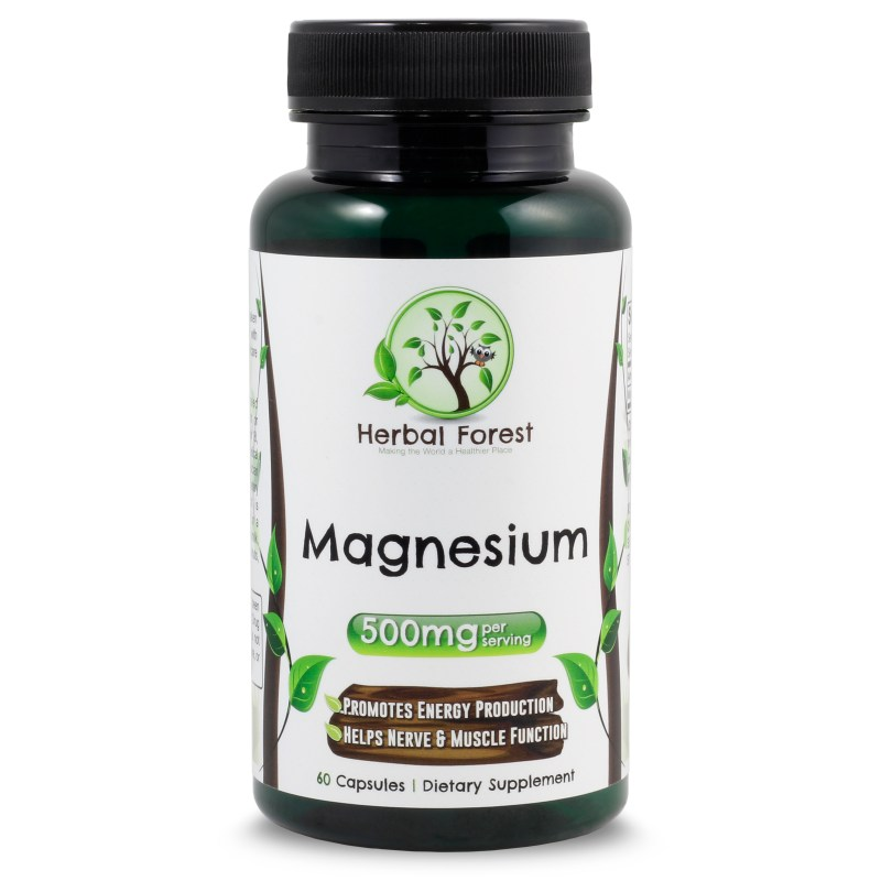 image of Herbal Forest magnesium 500mg