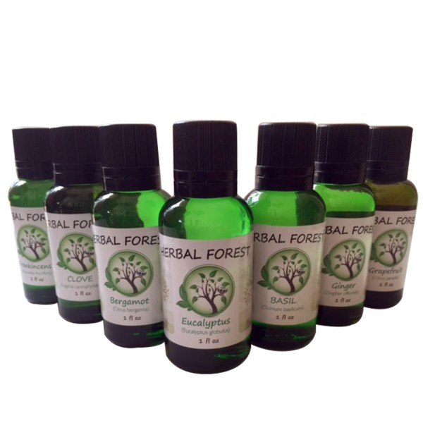 image of Herbal Forest Essential Oils