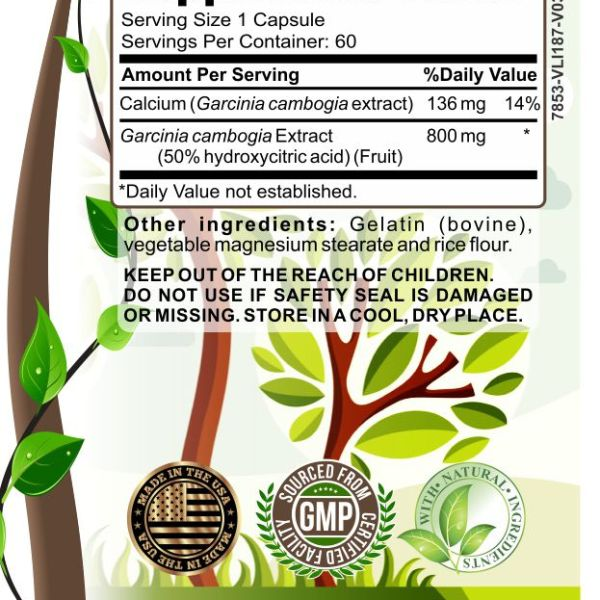 image of herbal forest garcinia cambogia