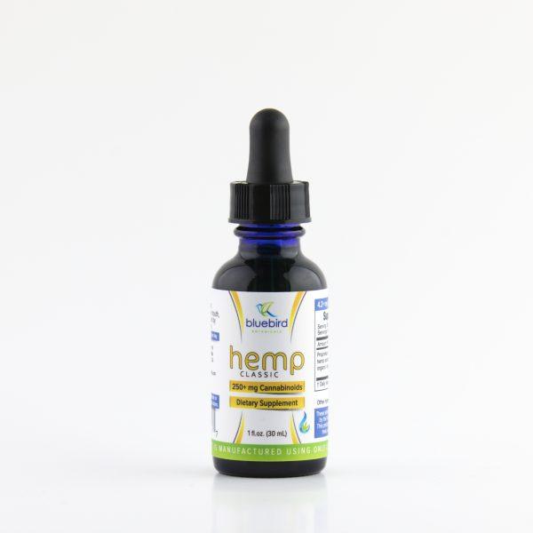image of CBD hemp oil