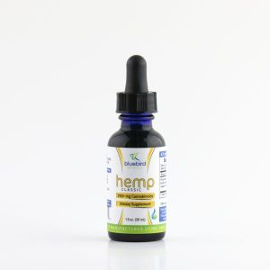 image of CBD hemp oil