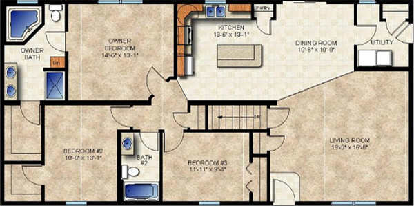 The Home Offers Over 450 Standard Floor Plans For Modular Homes Browse