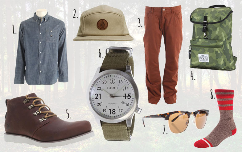 Style Guide 2014 Men's Spring Fasion