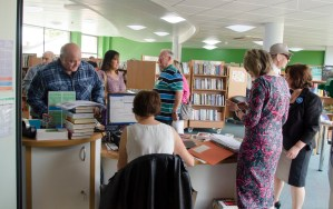 Library Staffed (Friday)