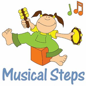 Musical Steps - music, learning and fun