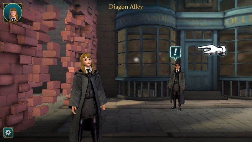 Harry Potter  Hogwarts Mystery  Mobile Game Released Today    The     The graphics are fantastic  that animated version of Harry Potter doesn t  sounds so strange now  huh    and we can t wait to see what stories might  be