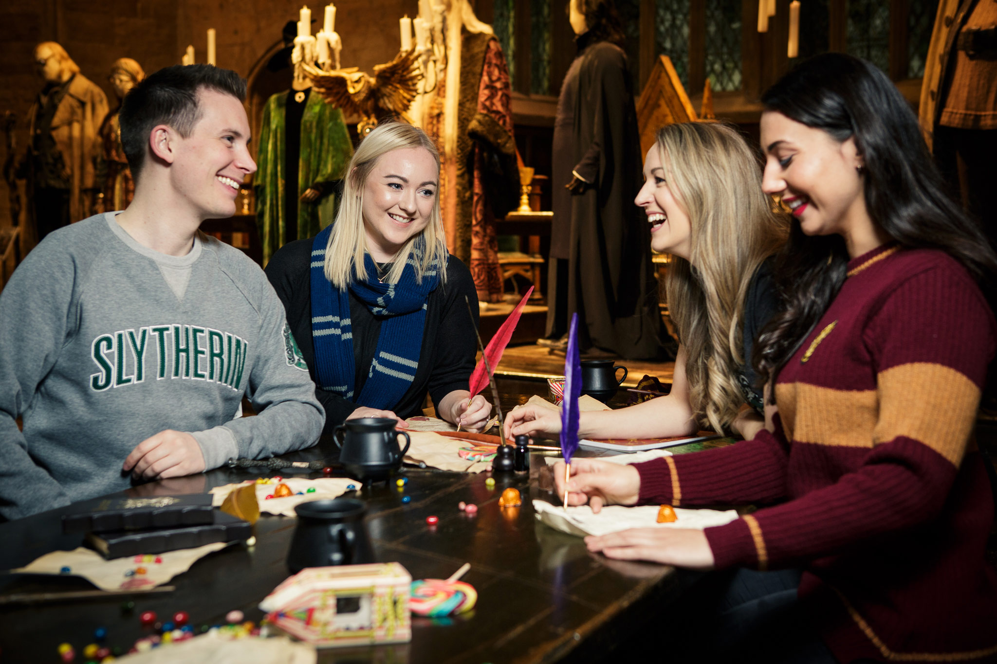 Test Your Magical Iq At Warner Bros Harry Potter Quiz Night