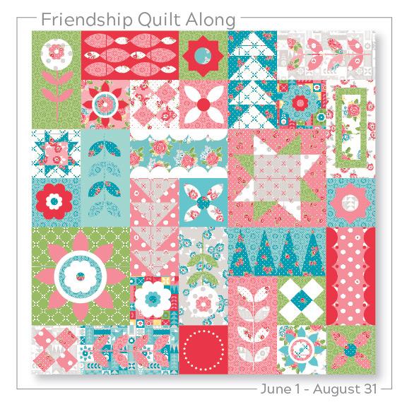 Friendship Quilt Along