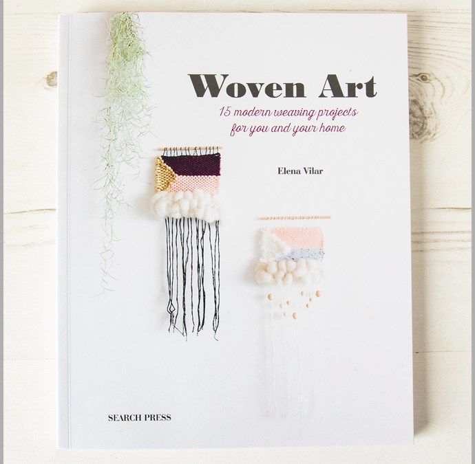 Woven Art – Book Review