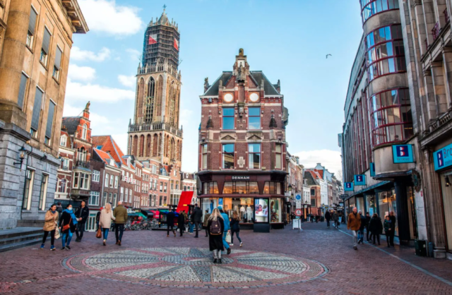Utrecht Is More Than the Birthplace of a Cute Rabbit - the low ...