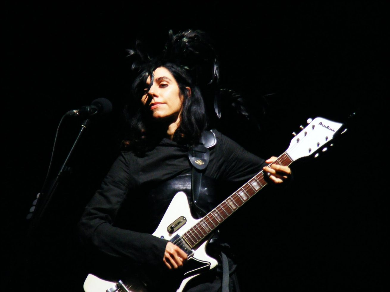PJ Harvey at the O2 Apollo