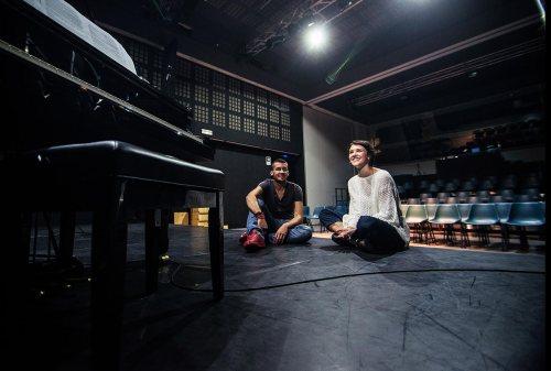 Diventi Umbria foto a teatro