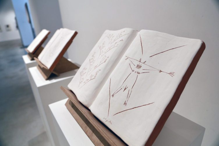 i quaderni originali di Ugo la Pietra