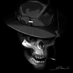 David Ferracci per the Mag - skull