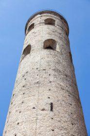 Il campanile rotondo di Città di Castello