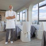 """Enzo Demaria, chef del ristorante """"Belvedere"""" di Citerna"""