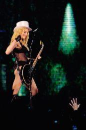 Madonna - foto di Henry Ruggeri