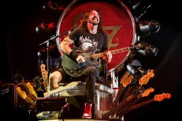 Foo Fighters - foto di Henry Ruggeri