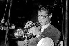MAURIZIO GONNELLA - Chett Baker, Estival Jazz Lugano, 1980