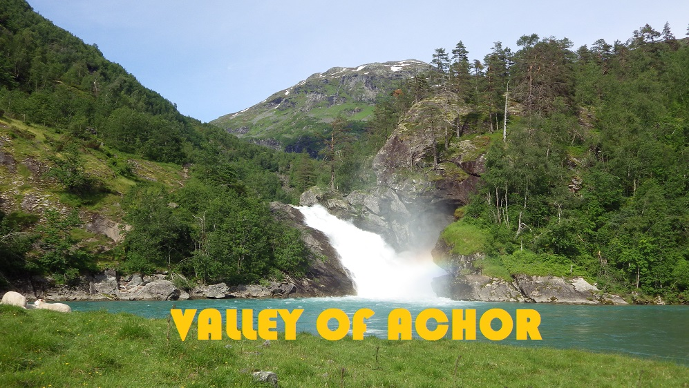 Meaning of achor