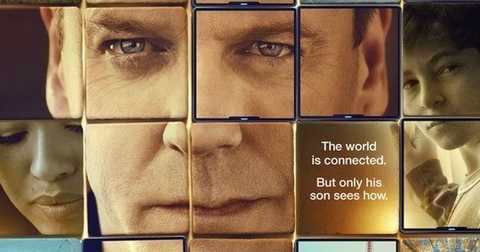 Kiefer Sutherland in Fox's Touch