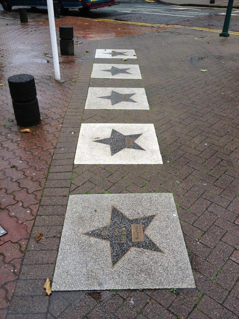 Birmingham Walk of Fame