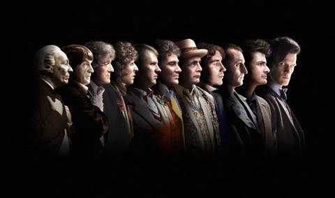 The 11 Doctors