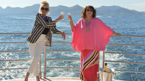 First image from Absolutely Fabulous: The Movie