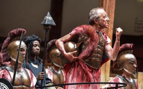 Agamemnon in the Globe's Oresteia