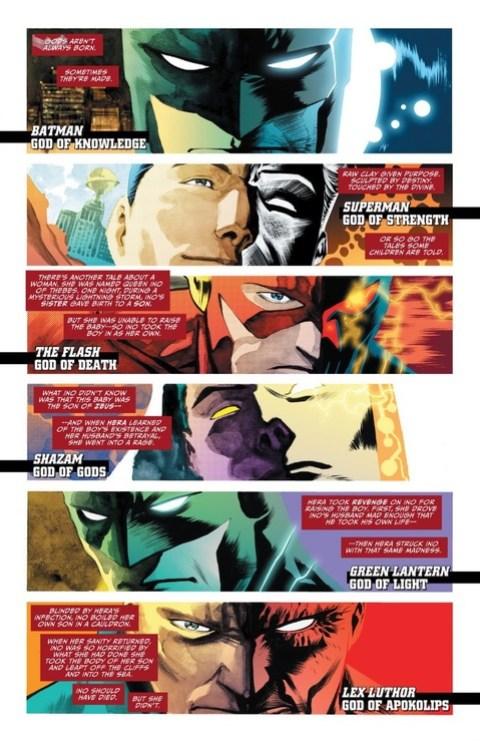 Wonder Woman talks myth