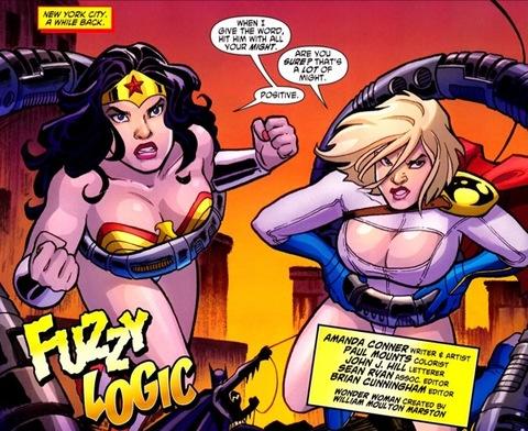 Amanda Conner's Wonder Woman #600 story