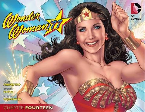 Wonder Woman '77 #14