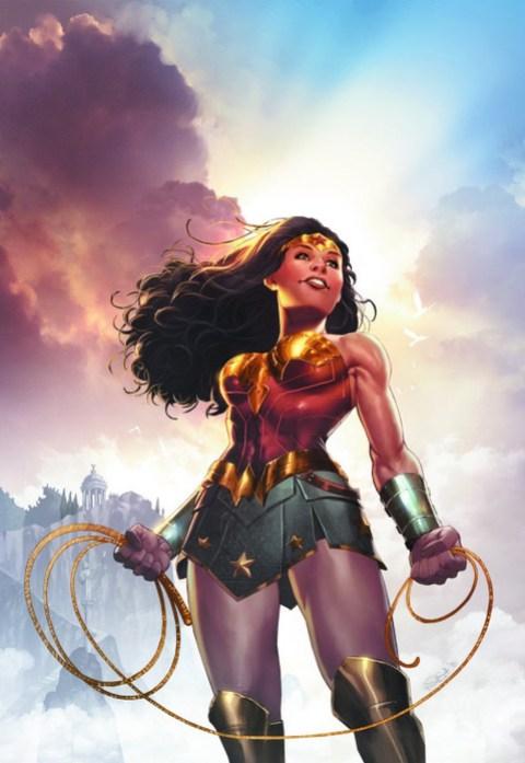 Nicola Scott's Wonder Woman