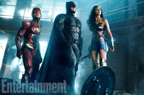 New Justice League movie image