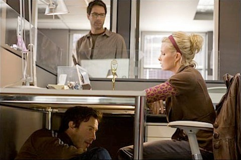 Trust Me, with Eric McCormack, Monica Potter and Tom Cavanagh