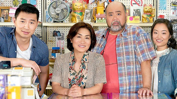 Review: Kim's Convenience 1x1-1x2 (Canada: CBC)